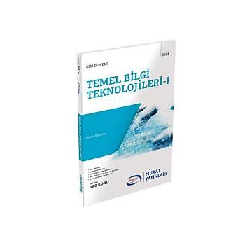 Murat AÖF 5014 - Temel Bilgi Teknolojileri 1