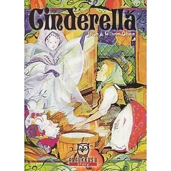Cinderella Short Story  Jacob Grimm, Wilhelm Grimm  Gugukkuþu Yayýnlarý