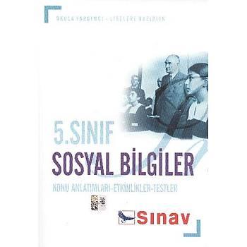 Sýnav 5.Sýnýf Sosyal Bilgiler Konu Anlatýmlý