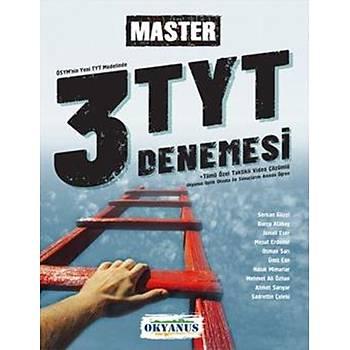 Okyanus TYT Master 3 Deneme