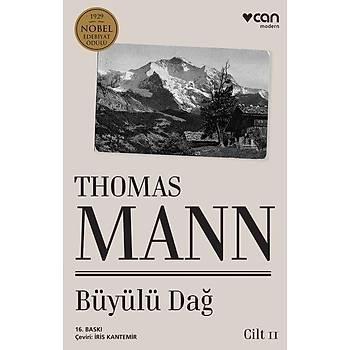 Büyülü Dað (2 Kitap Takým) - Thomas Mann - Can Yayýnlarý