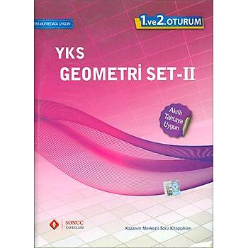 Sonuç YKS Geometri Set 2 1. Ve 2. Oturum