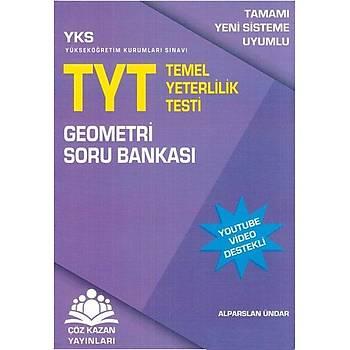 YKS TYT 1. Oturum Geometri Soru Bankasý Çöz Kazan Yayýnlarý