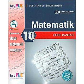 BÝREY PLE 10. Sýnýf Matematik Soru Bankasý (2019)
