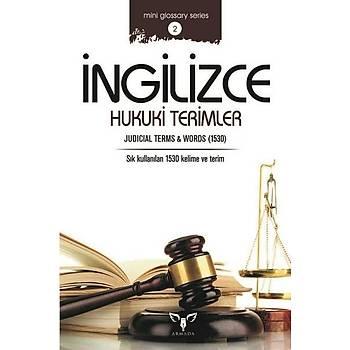 Ýngilizce Hukuki Terimler Cep boy - Mahmut Sami Akgün