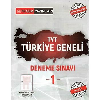 TYT Türkiye Geneli Deneme Sýnavý 1