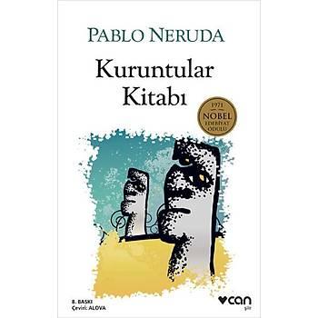 Kuruntular Kitabý - Pablo Neruda - Can Yayýnlarý