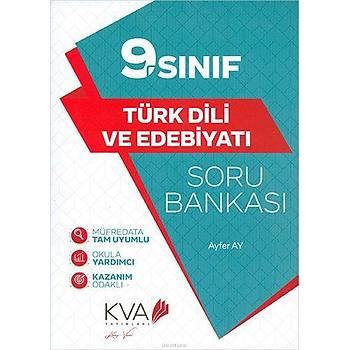 KVA 9.Sýnýf Türk Dili ve Edebiyatý Soru Bankasý