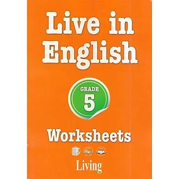 LIVING 5.SINIF LIVE IN ENGLISH WORKSHEETS