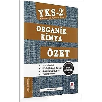 YKS 2. Oturum Organik Kimya - Delta Kültür Basým Yayýn