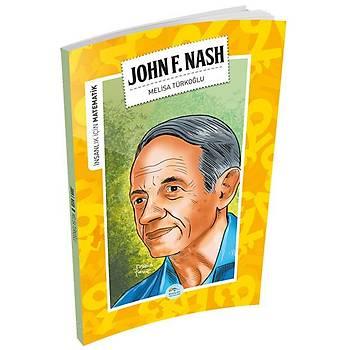 Maviçatý Yayýnlarý - Ýnsanlýk Ýçin Matematik - John Forbes Nash - Melisa Türkoðlu