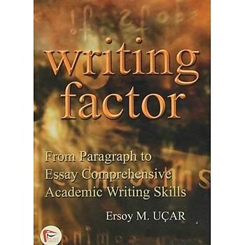Writing Factor - Ersoy M. Uçar - Pelikan Týp Teknik Yayýncýlýk