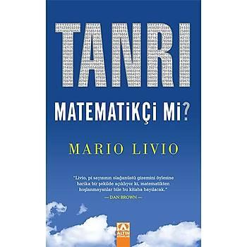 Tanrý Matematikçi Mi? - Mario Livio - Altýn Kitaplar