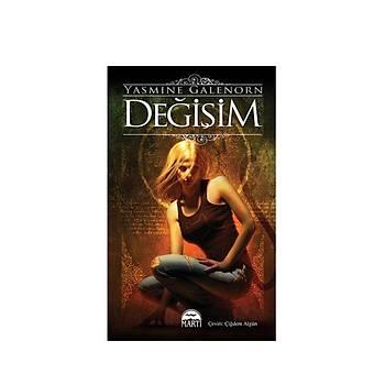 Deðiþim (Özel Baský)-Yasmine Galenorn