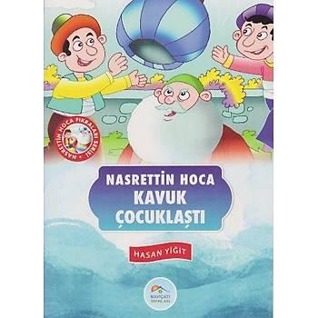 Maviçatý Yayýnlarý - Kavuk Çocuklaþtý - Nasrettin Hoca Dizisi 10