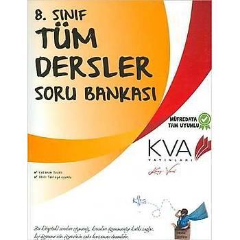 KVA 8.Sýnýf Tüm Dersler Soru Bankasý