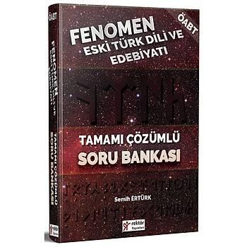 ÖABT Fenomen Eski Türk Dili ve Edebiyatý Tamamý Çözümlü Soru Bankasý
