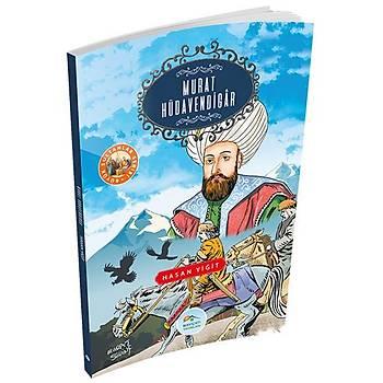 Büyük Sultanlar Serisi 7 - Murat Hüdavendigar - Hasan Yiðit - Maviçatý Yayýnlarý
