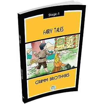 Maviçatý Yayýnlarý - Fairy Tales - Grimm Brothers (Level-1)