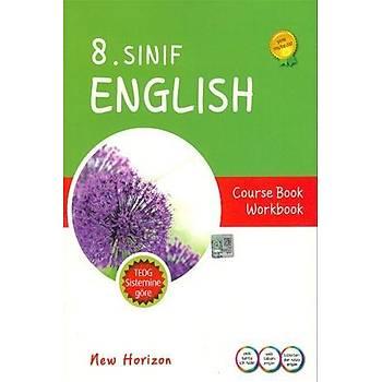 Eksen 8.Sýnýf Ýngilizce Course Book, WorkBook