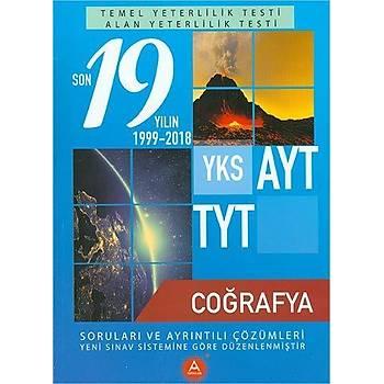 TYT AYT Coðrafya Son 19 Yýlýn Çýkmýþ Sorularý ve Ayrýntýlý Çözümleri