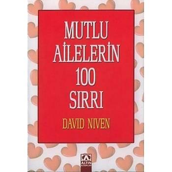 Mutlu Ailelerin 100 Sýrrý - Altýn Kitaplar Yayýnevi