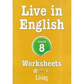 LIVING 8.SINIF LIVE IN ENGLISH WORKSHEETS