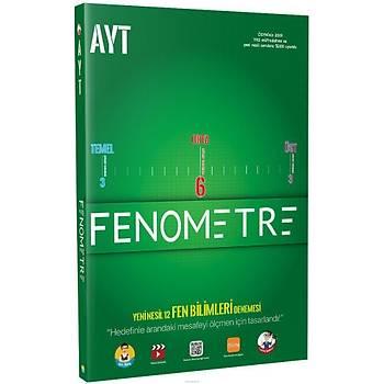 AYT Fenometre 12li Deneme Tonguç Akademi