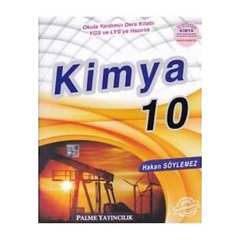 Palme 10.Sýnýf Kimya Konu Anlatýmlý