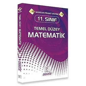 Karekök 11.Sýnýf Temel Düzey Matematik Modüler Piramit Sistemi (2017)