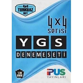 Ýpus Yayýnlarý YGS 4x4 YGS Deneme Seti