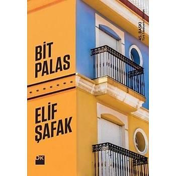 Bit Palas - Elif Þafak - Doðan Kitap