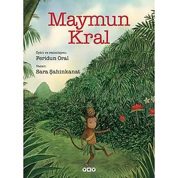 Maymun Kral - Sara Þahinkanat - Yapý Kredi Yayýnlarý