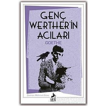 Genç Werther'in Acýlarý - Johann Wolfgang von Goethe - Ren Kitap