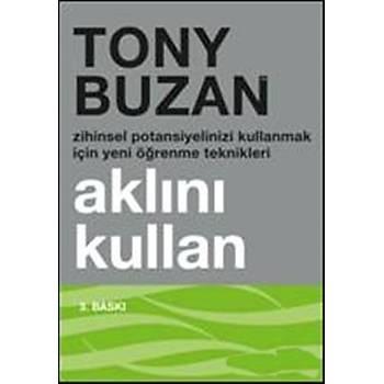 Aklýný Kullan - Tony Buzan - Alfa Yayýnlarý