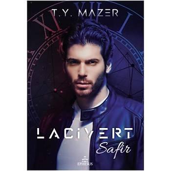 Lacivert Safir Ciltli - T.Y. Mazer - Ephesus Yayýnlarý