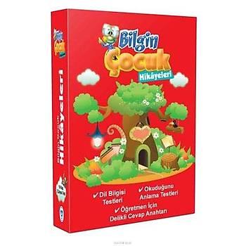 Bilgin Çocuk Hikayeleri 10+2 Kitap Mutlu Yayýncýlýk