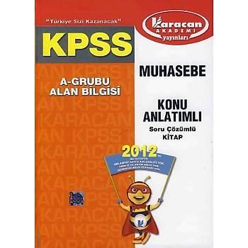 KPSS Muhasebe Konu Anlatýmlý A–Grubu Alan Bilgisi 2012