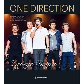 One Direction Zirveye Doðru - Nadia Cohen - Epsilon Yayýncýlýk