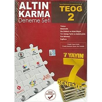 AltýnKarma TEOG-2 Deneme Seti