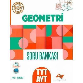 TYT AYT Geometri Soru Bankasý MF Kazaným Yayýnlarý