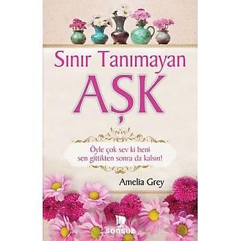 Sýnýr Tanýmayan Aþk - Amelia Grey - Sonsuz Kitap