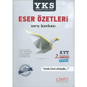 Limit YKS AYT 2. Oturum Eser Özetleri Soru Bankasý
