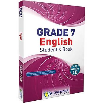 7.Sýnýf GRADE 7 English Students Books Güvender Yayýnlarý