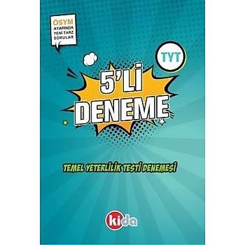 Kida TYT 5'li Deneme