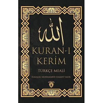 Kuran-ý Kerim - Elmalýlý Muhammed Hamdi Yazýr - Dorlion Yayýnevi