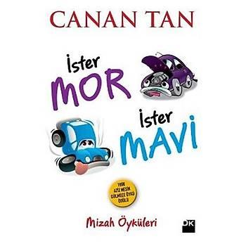 Ýster Mor Ýster Mavi - Canan Tan - Doðan Kitap