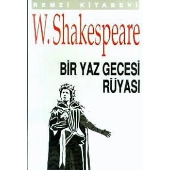 Bir Yaz Gecesi Rüyasý - William Shakespeare - Remzi Kitabevi