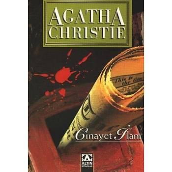 Cinayet Ilaný - Agatha Christie - Altýn Kitaplar Yayýnevi