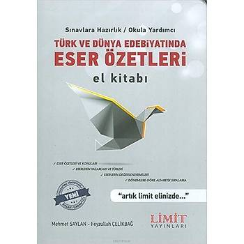 Limit Türk ve Dünya Edebiyatýnda Eser Özetleri El Kitabý